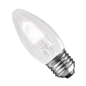 C42ES-H-CR - 240v 42w E27 35mm Clear Energy Saver