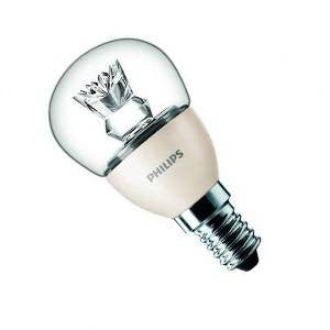 GBL3SES-82D-PH - 240v 3.5W E14 LED Clear 2700K Dimmable