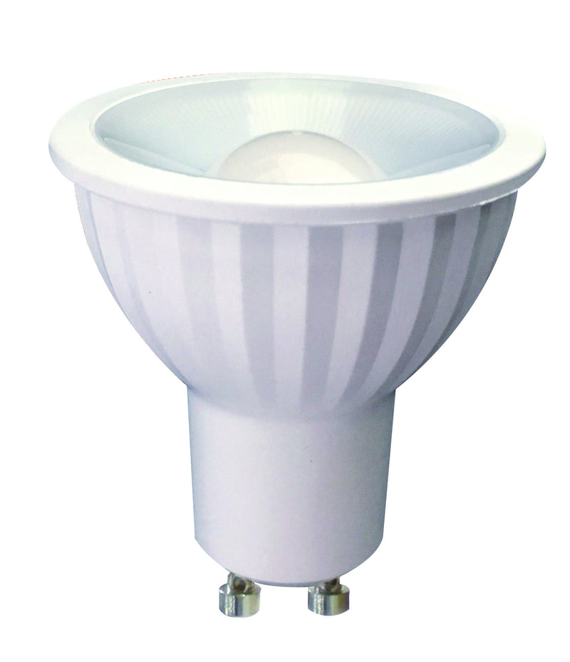 160196 - Ecowatts - Spot LED 7W GU10 2700K 580Lm 100° Cl.