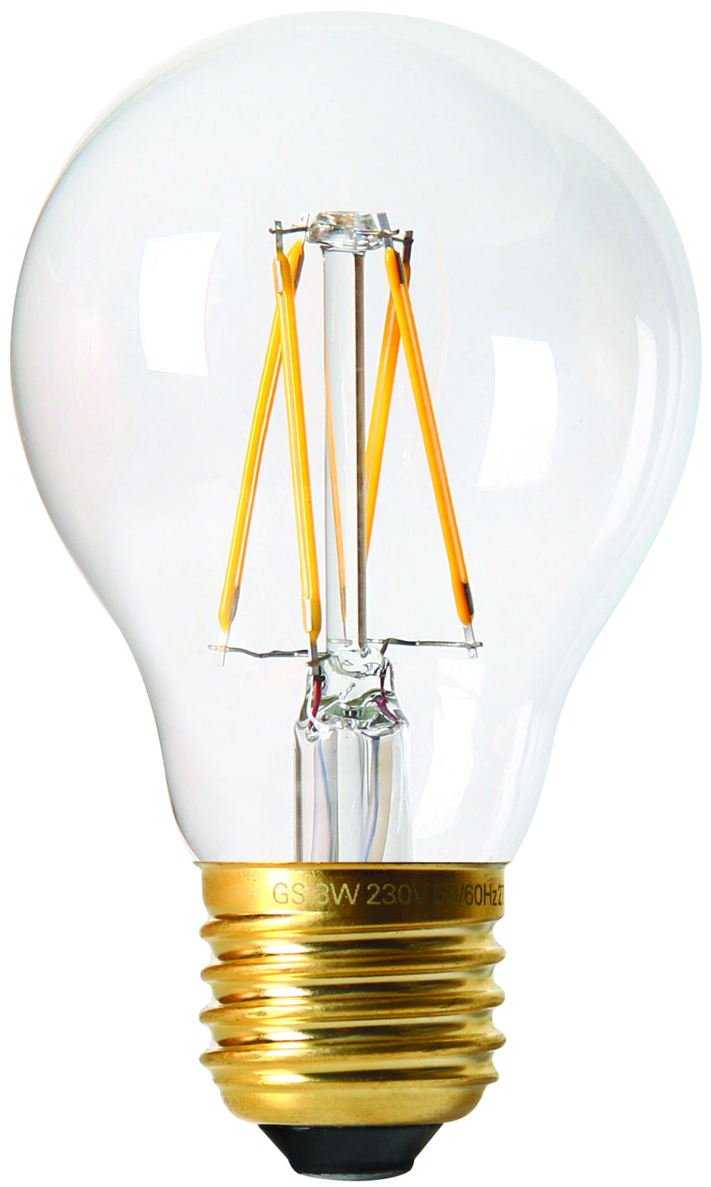 28631 - Standard A60 Filament LED 6W E27 2700K 806Lm Cl.