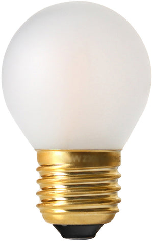 GBL4ES-82DF-GS - 28649 - Golfball G45 Filament LED 4W E27 2700K 330Lm Dim. Mat