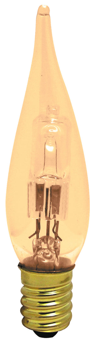 711660 - Candle GS1 Eco-Halo 18W E14 2750K 204Lm Dim.Amb.