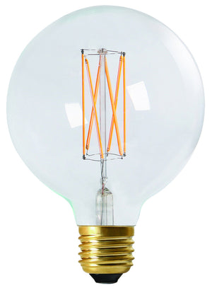 715996 - Globe G125 Filament LED 4W E27 2300K 300Lm Dim. Cl.