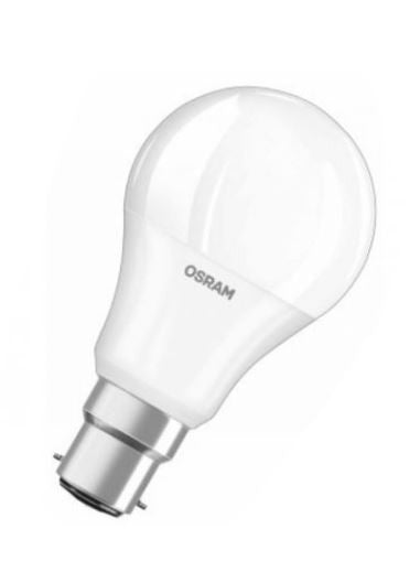 951020 - OSRAM LED GLS 240v 12.5= 100 2700K B22d FROSTED NON DIMMABLE