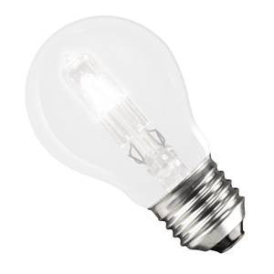 GL28ES-H-CR - 240v 28w E27 Clear Halogen