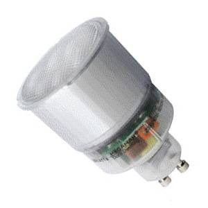 P1611FL-83D - 240v 11w GU10 51mm Flood Col:83 4-Dimmer