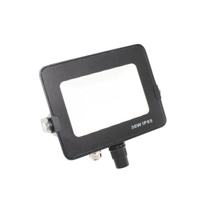 Lyveco LED Floodlight IP65 Rated, 6000K - Black - 10w, 20w, 30w, 50w, 100w