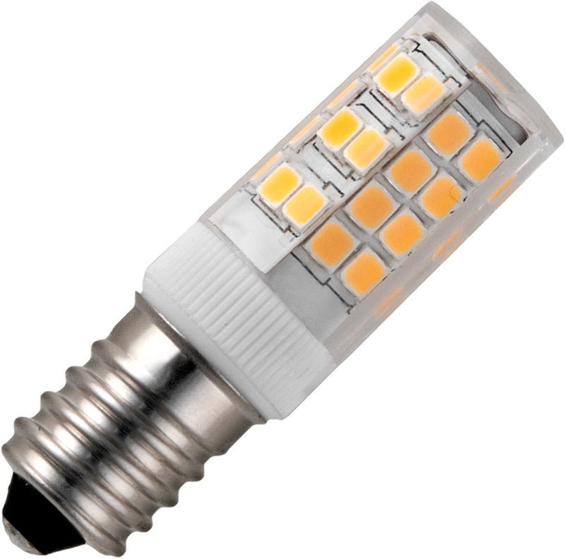 Schiefer L024362607-1 - LED E14 Tube T17x53mm 230V 330Lm 3.5W 827 AC Clear Triac-Dim