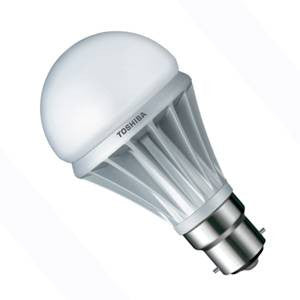 GLL5.5BC-WW-TO - 240v 5.5w BC LED 2700k 250lm A60