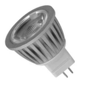 M235L4-82-ME - 12v 4w LED Warm White GU4 35mm 36Deg