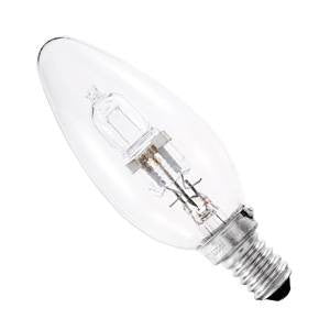 C30SES-H-OS - 240v 30w E14 35mm Clear Energy Saver