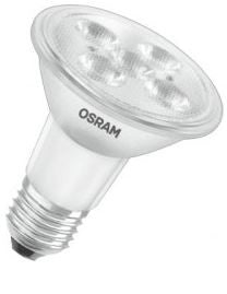 954939 - OSRAM LED PAR20 5=50w 36 DEGREE 2700K E27 DIMMABLE