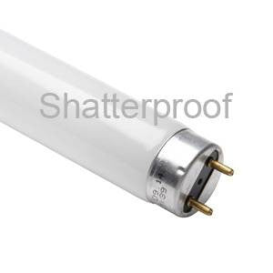 F36T8K-10SS - 36w T8 600mm Actinic BL Shatterproof