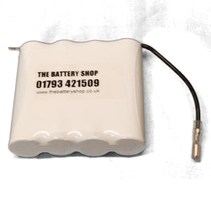 TBS 4QQMH4-0LFT3 4.8v 4.0Ah Ni-Mh Battery Pack (TBS B914, B914)
