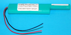 TBS 5AAM2-0L5 6.0v 2.0Ah Ni-Mh Battery Pack