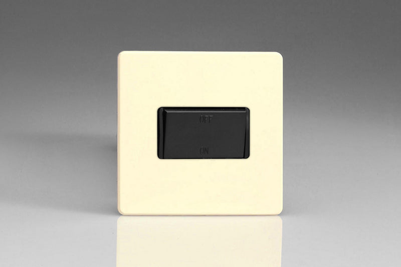 Varilight XDYFIBS.PD - 10A Fan Isolating Switch (3 Pole)