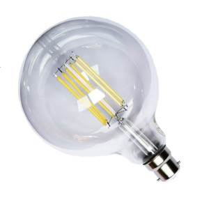 Casell LED Filament Globe Light Bulb