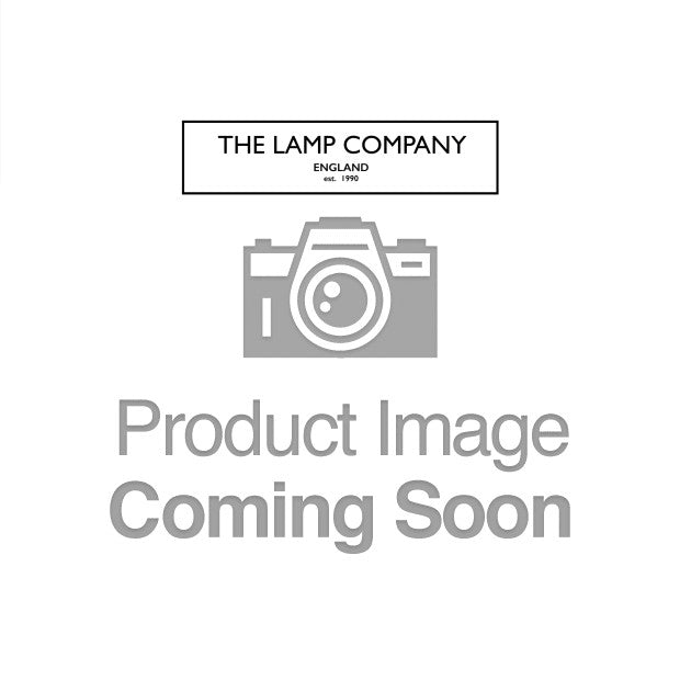 C55ES-LAN - 240v 55w E27 40mm Flambeau Gold Tinted