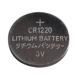 VALUE - CR1220 3v lithium battery