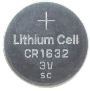 VALUE - CR1632 3v lithium battery