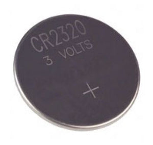 VALUE - CR2320 3v lithium coin cell battery