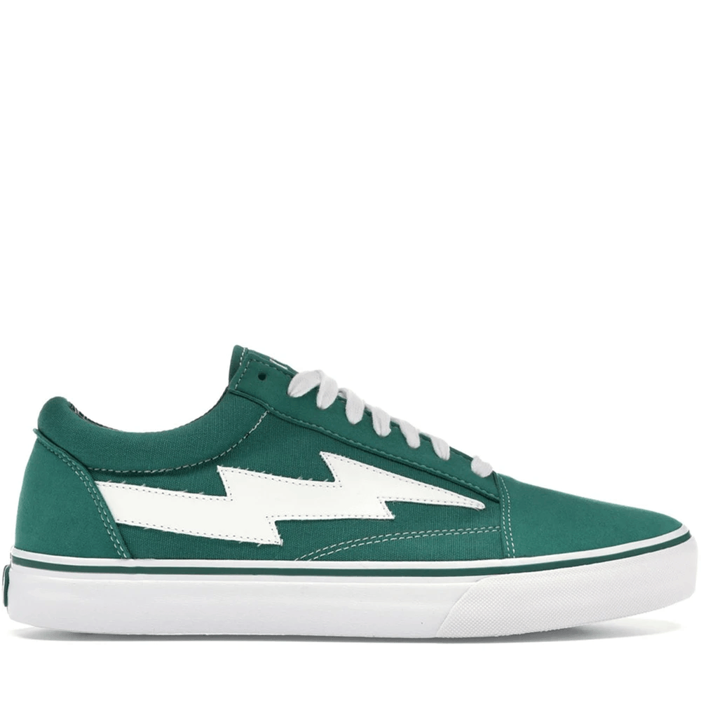 Revenge x Storm Low Top Pine Green - Mores Studio