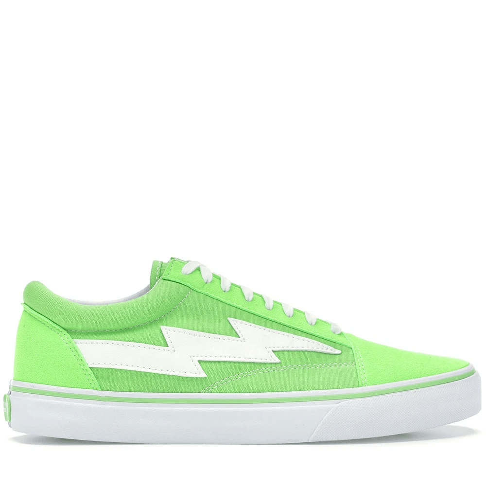Revenge x Storm Low Top Light Green - Mores Studio