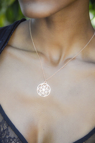 Sacred Geometry Jewelry