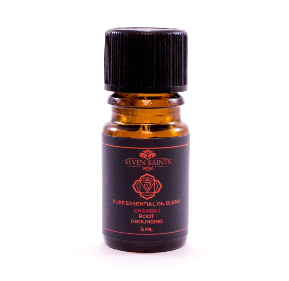 ROOT CHAKRA 1 100% Pure Aromatherapy Oil Balancing Blend, 5 ml