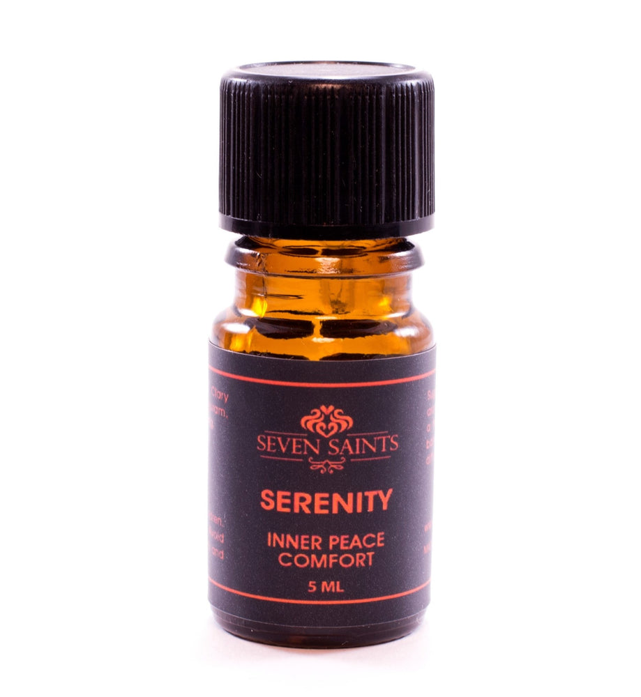SERENITY 100% Pure Aromatherapy Blend 5ml