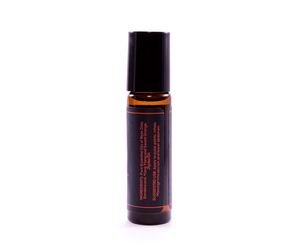 SACRAL CHAKRA 2 Pure Aromatherapy Roll On Essence