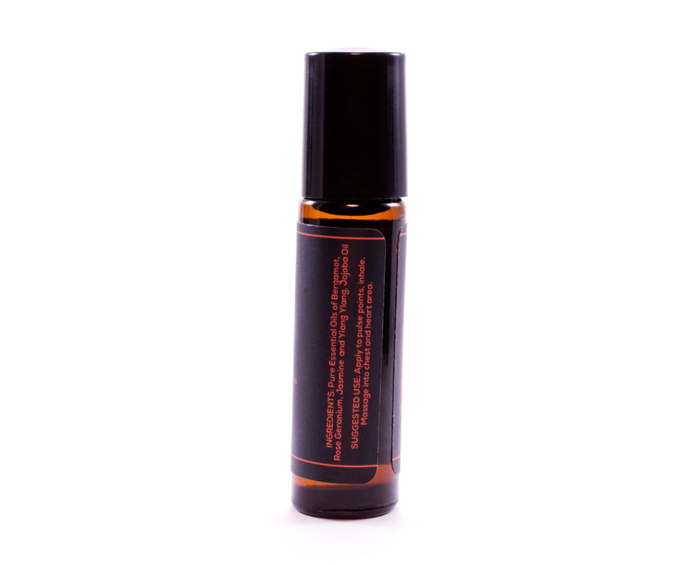HEART CHAKRA 4 Pure Aromatherapy Roll On Essence