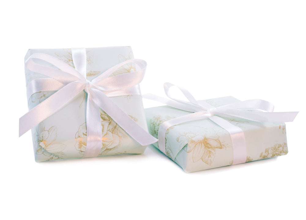 Gift wrap: Winter Mint Collection