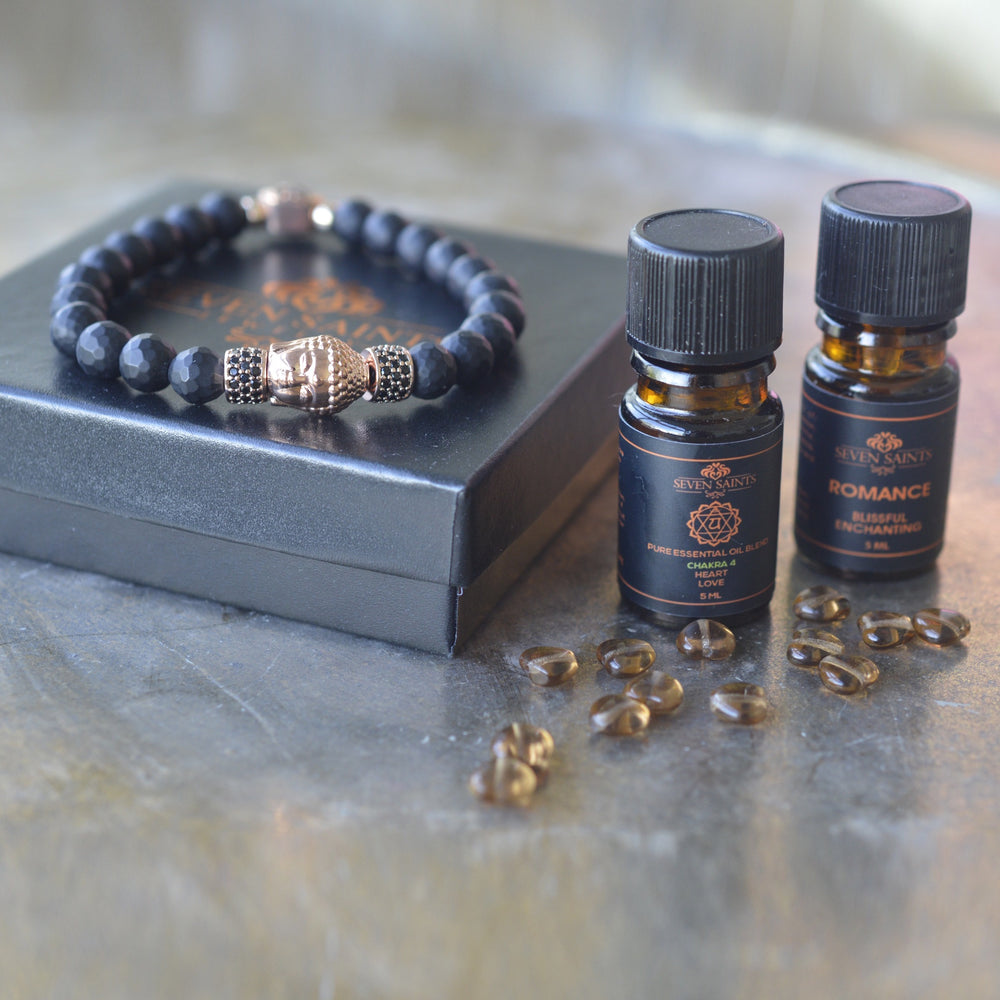 Self-Mastery & Grounding Gift Set for Him (Valued over $115)