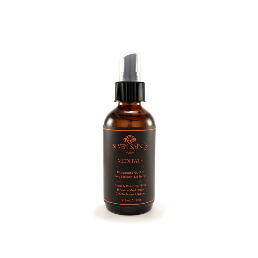 Meditate 100% Pure Essential Oil Spray, Sacred Space