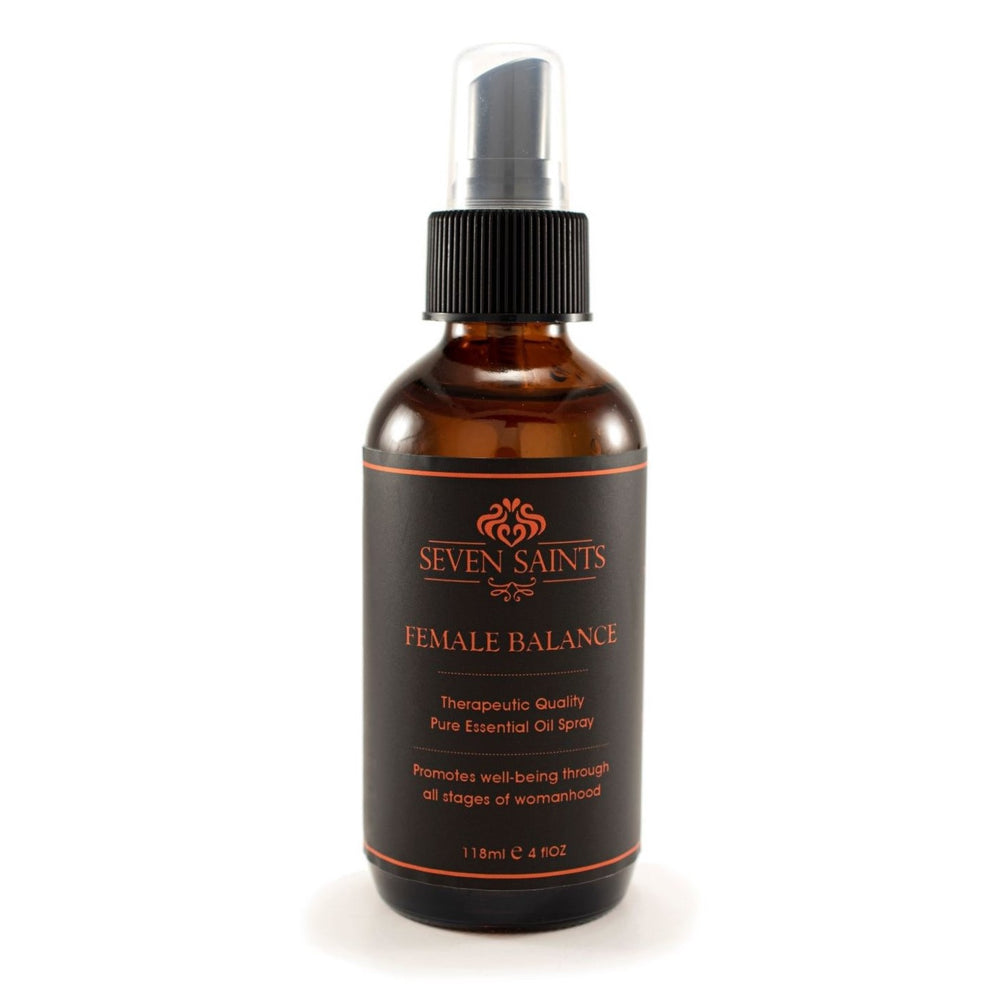 Female Balance 100% Pure Essential Oil Spray