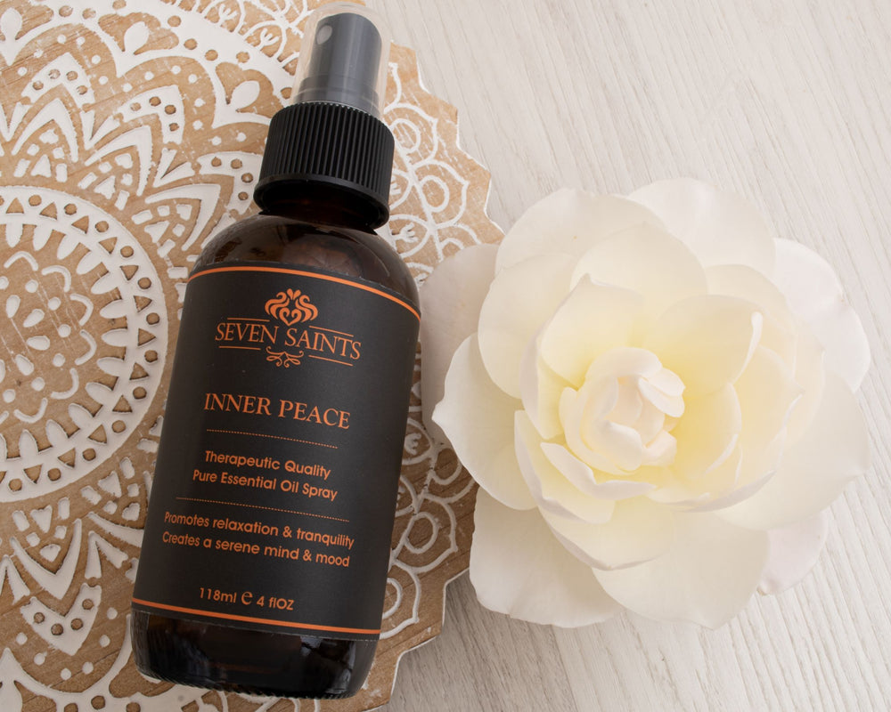 Inner Peace 100% Pure Essential Oil Spray