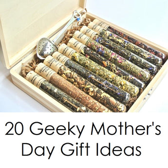 20 Geeky Handmade Mother's Day Gift Ideas