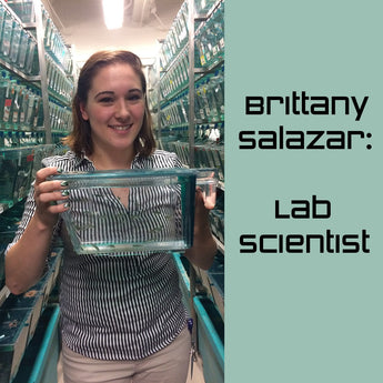 Brittany Salazar: Lab Scientist