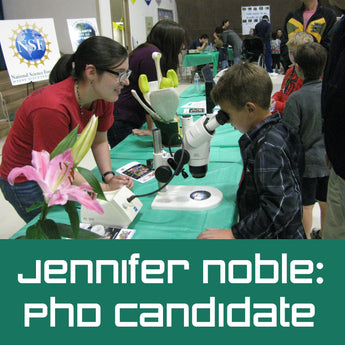 Jennifer Noble: PhD Candidate