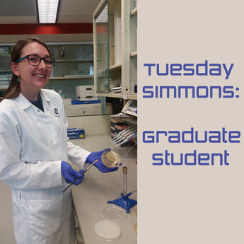 Tuesday Simmons: Graduate Student