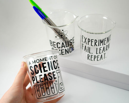 Science Pencil Cup - 250 mL Beaker