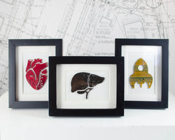 Mini Framed Art - Instant Collection, Set of 3