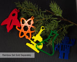 Acrylic Atom Ornament