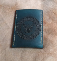 Blue Navy Wallet
