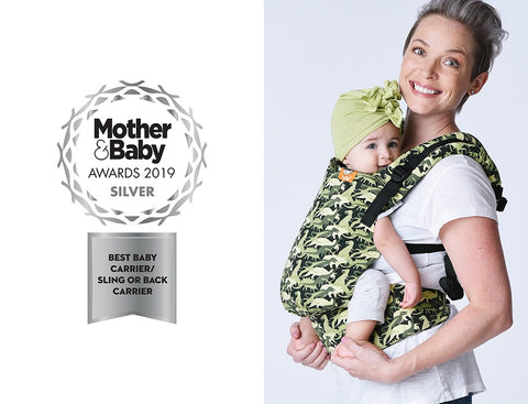 Best Baby Carrier Winner Tula Carries Away A 2019 Mother Baby