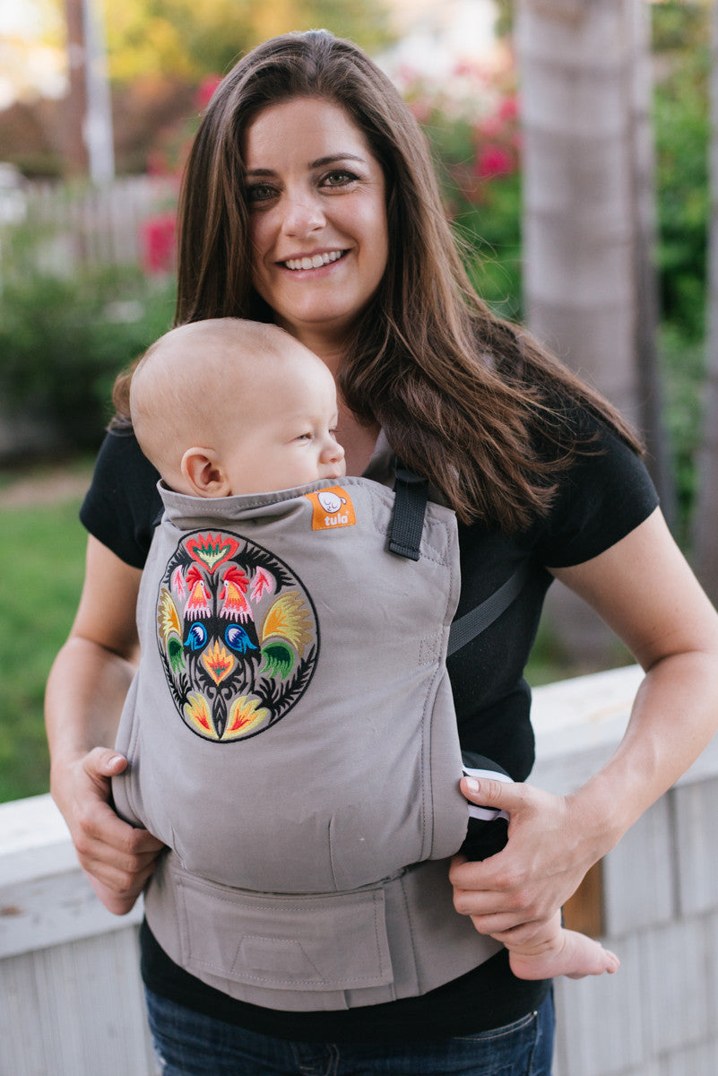 Folk Art - Tula Toddler Carrier