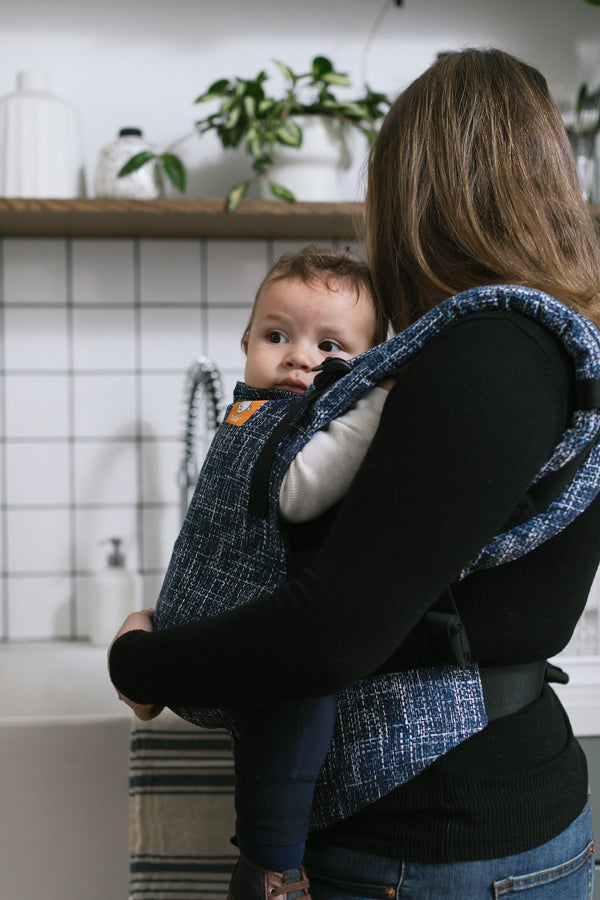 Blues - Tula Toddler Carrier