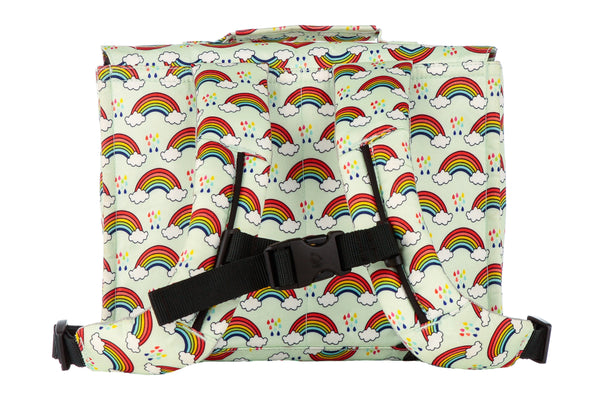 Rainbow Showers - Tula Kids Backpack - Baby Tula UK