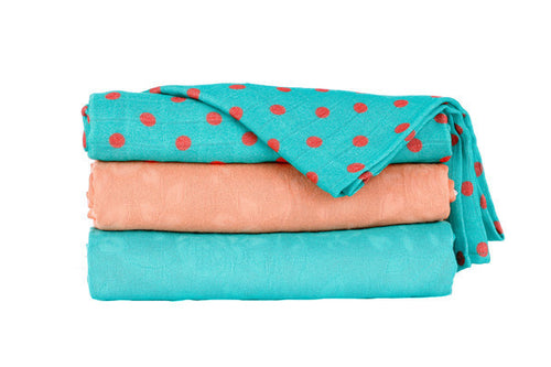 Blissful  - Tula Baby Blanket Set - Baby Tula UK